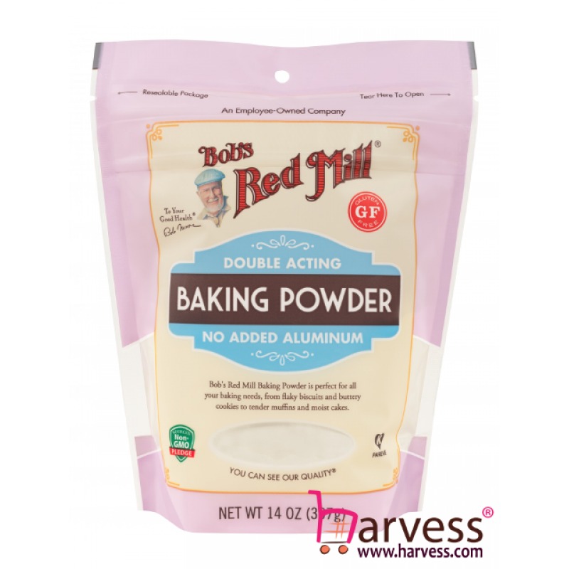 BOB'S RED MILL Gluten Free Double Actions Baking Powder (397g)