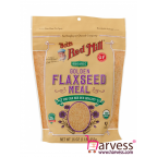 BOB'S RED MILL Gluten Free Organic Golden Flaxseed Meal (453g)