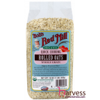 BOB'S RED MILL Organic Quick Cook Rolled Oats (453g) EXP: 04/2020