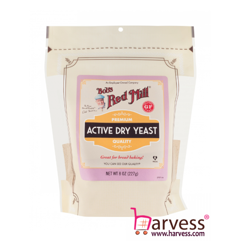 BOB'S RED MILL Gluten Free Active Dry Yeast (227g)