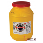 MOREHOUSE Pure Prepared Mustard 1gal (3.71kg)