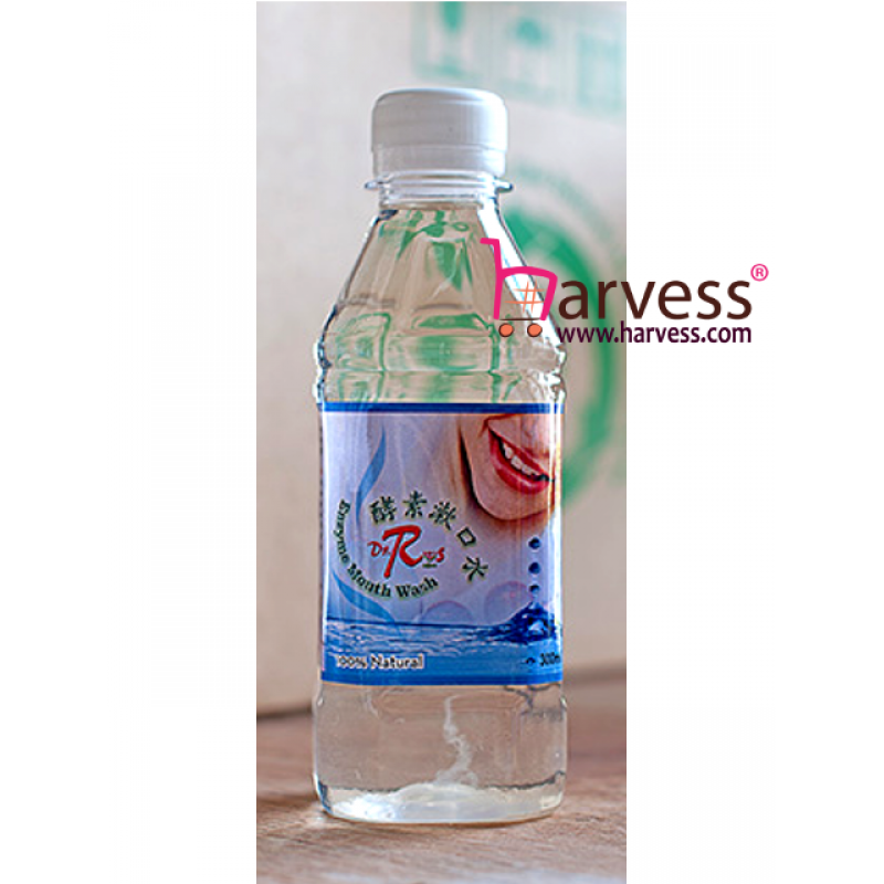 DR. ROS Enzyme Mouth Wash (300ml)