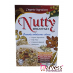 RADIANT Organic Nutty Breakfast (400g)